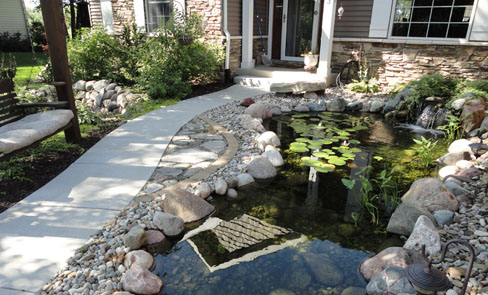 Why willowbrook willowbrook landscape willowbrook landscape for Landscaping companies